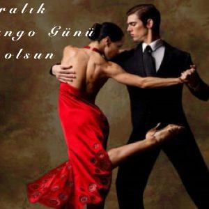 Dünya Tango Günü